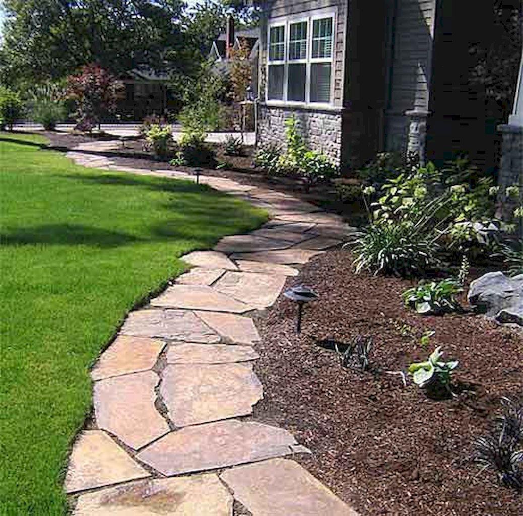 Stunning Front Yard Path Walkway Ideas 48 Backyard