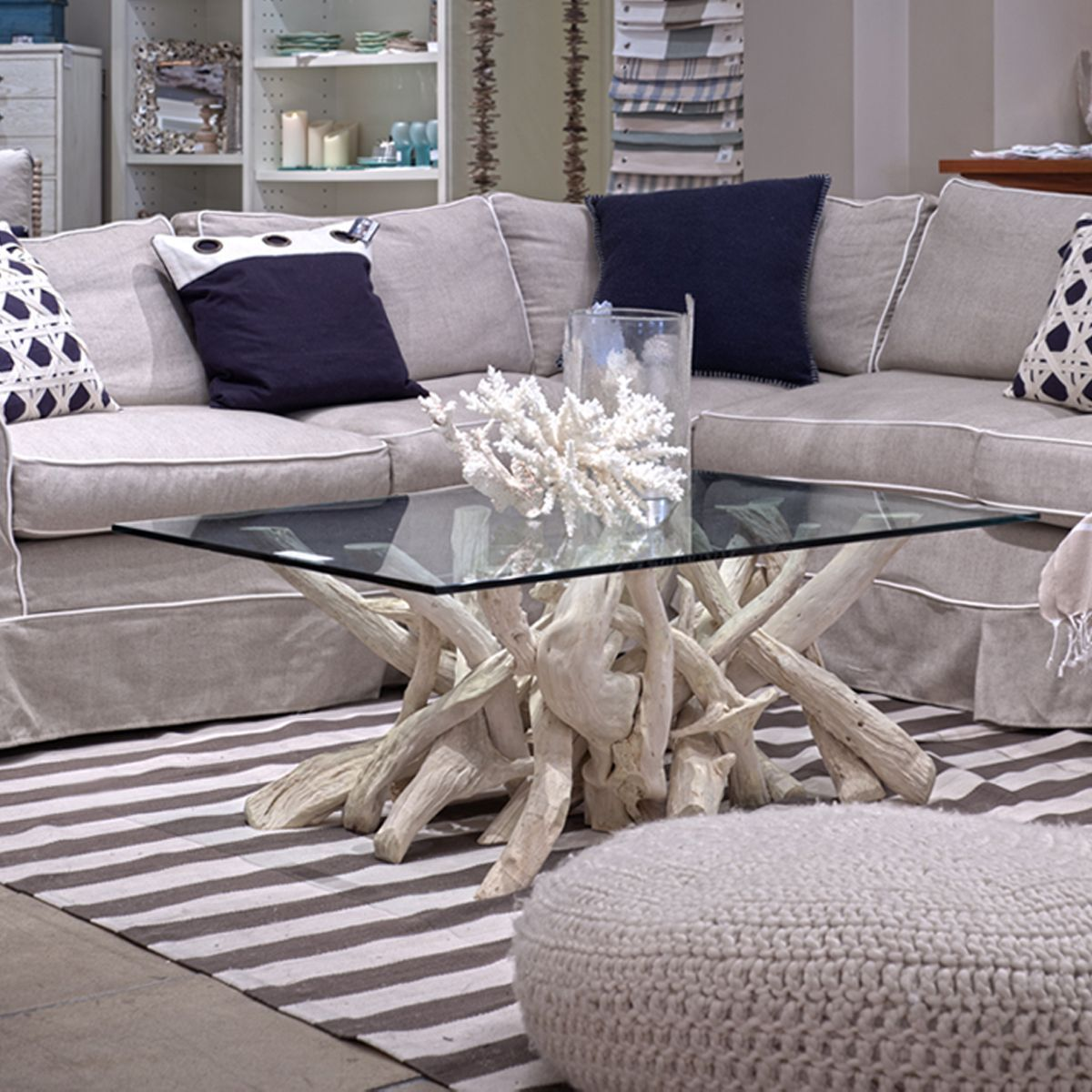 best ideas about Driftwood coffee table on Pinterest