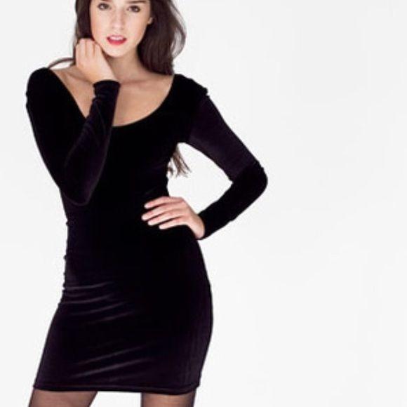 Bcbg Velvet Dress New With Tags This Seasons Hottest Trendlvet