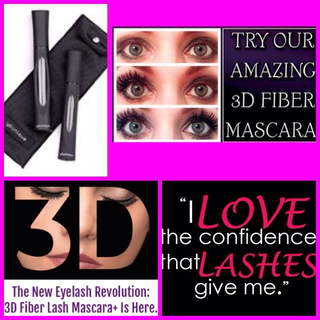3D Moodstruck Fiber Lashes+ This is the best mascara ever and you can het it here https://www.youniqueproducts.com/MARICHELVALLS/party/2470490/view