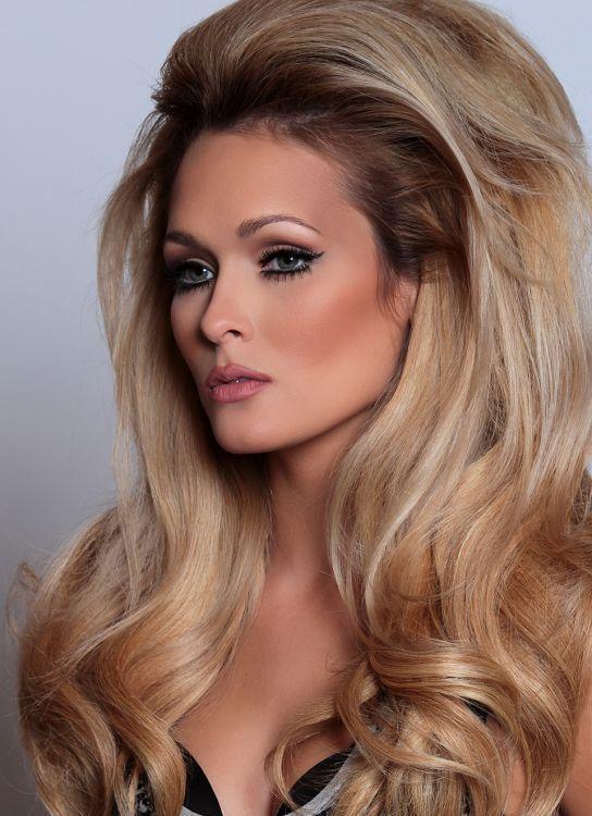 Makeup By Kat Portfolio Big Texas Hair Big Hair Texas Hair
