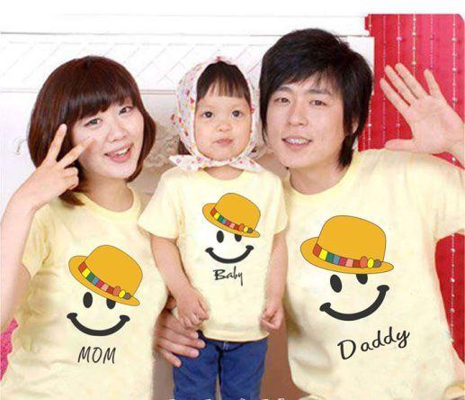 Quần áo gia đình  giá rẻ