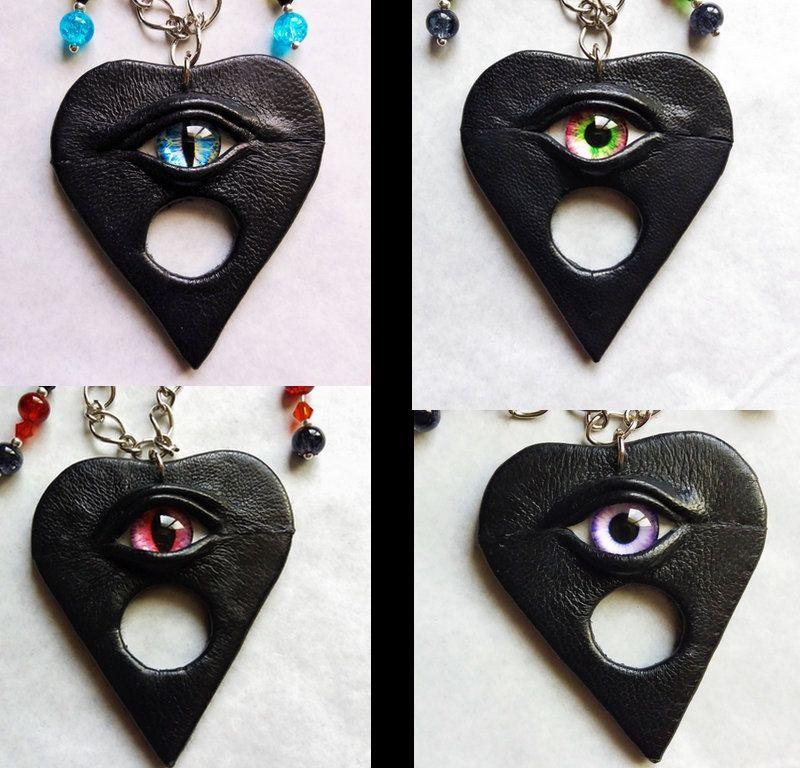 Oui-ja charme Art Pendentif Choker Jewelry Silver Moon collier pour femmes Crds