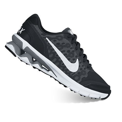 Nike Reax Run 10 Grade School Boys\u0027 Running Shoes