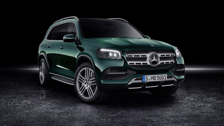2020 Mercedes Benz Gls Class Bumps Price By 5 000 But You Get So
