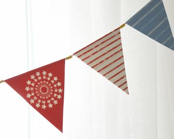 http://budgetdecorating.about.com/od/HolidayDecorating/ss/Decorations-For-4th-Of-July_15.htm