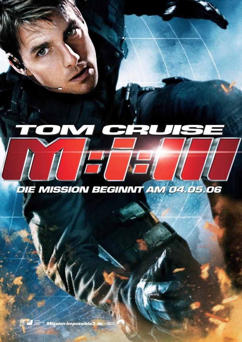 One Of My Favorite Movies Of All Time Mission Impossible 3