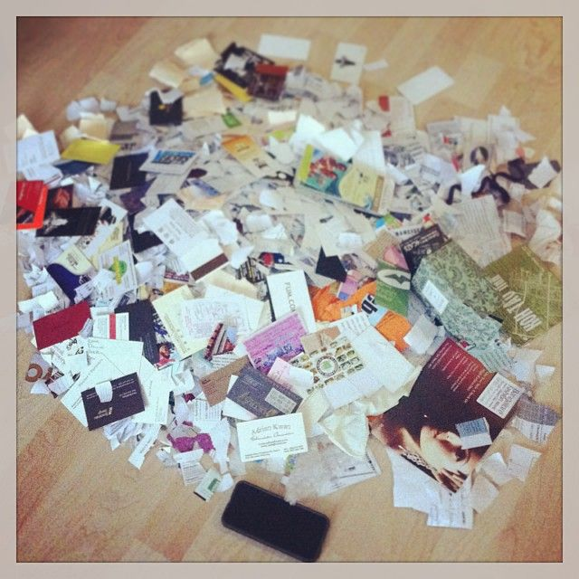 Time for a spring clean of my accounts and paperwork #cleaning #springclean #recycle #paper