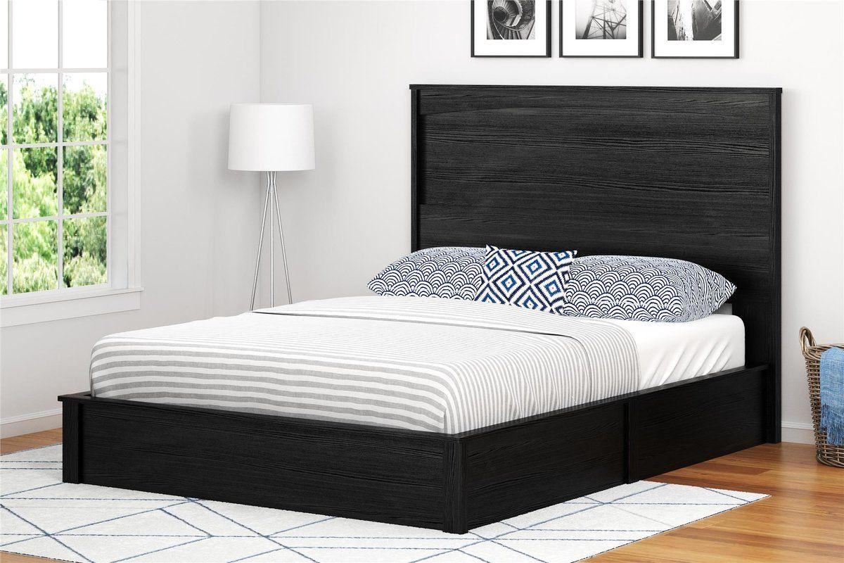 Poulson platform bed