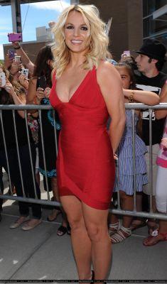 Britney Spears Red Dress Britney Jean Spears Red