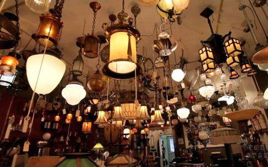 eclectic lighting fixtures. Eclectic Revival Lighting Shop In Toronto Restores Old Fixtures. I Love Things. Fixtures