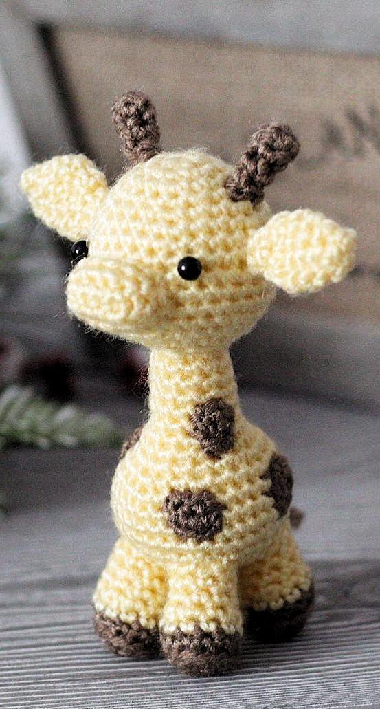 Ginnie the Giraffe | Recipe | Crochet amigurumi free patterns ... | 1031x553