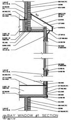 Image result for uk house window construction section
