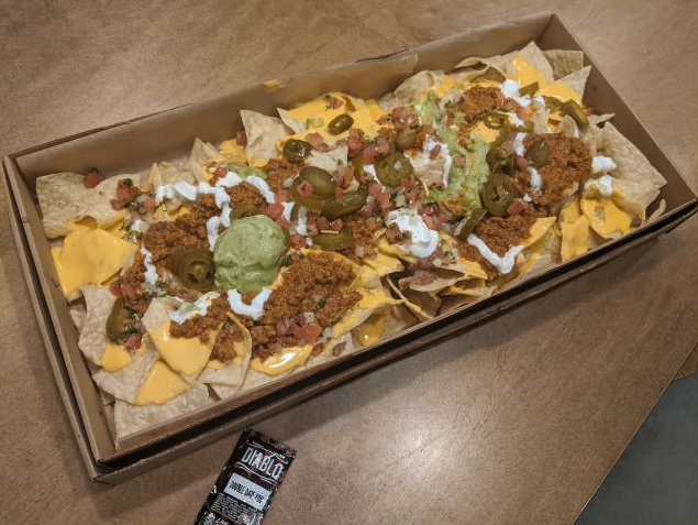 Taco Bell Nachos Party Pack Nacho Party Taco Bell Food