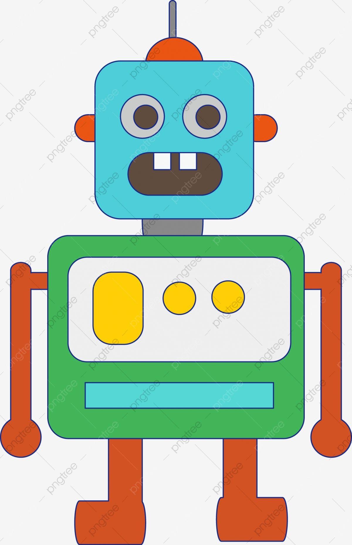 روبوت الكرتون لعبة الروبوت إنسان آلي لعبة رسوم متحركة التوضيح الرسوم Png والمتجهات للتحميل مجانا Robot Toy Gaming Products Toys