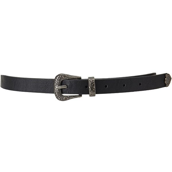 Forever 21 Etched-Buckle Faux Leather Belt (7.82 CAD) ❤ liked on Polyvore featuring accessories, belts, cintos, jewelry, floral belt, adjustable belt, forever 21 belts, forever 21 and buckle belt