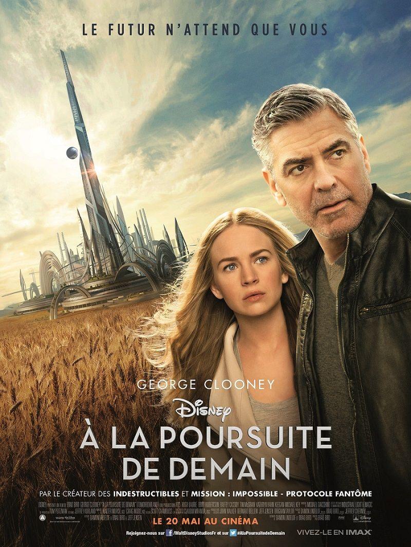 A la poursuite de demain : Tomorrowland ! Notre critique du film sur Gold'n Blog !