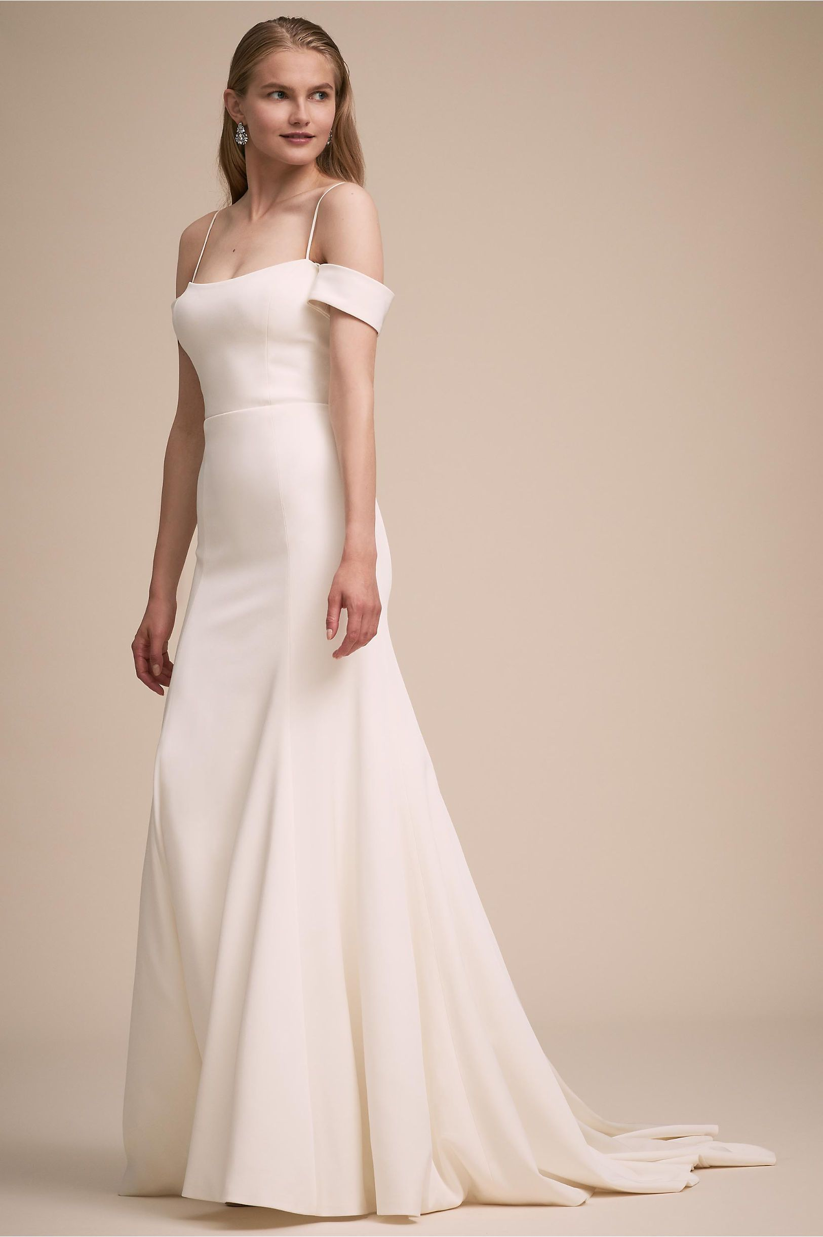 ec9e3d3efb95 BHLDN's Jenny Yoo Montrose Gown in Ivory in 2019 | Products ...