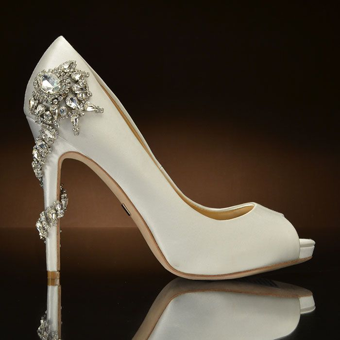 Royal by Badgley Mischka Wedding Shoes at My Glass Slipper