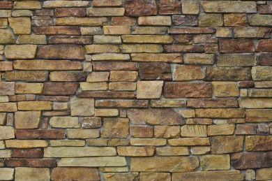 How To Paint A Faux Stone Wall Faux Stone Walls Faux Stone Wallpaper Faux Stone