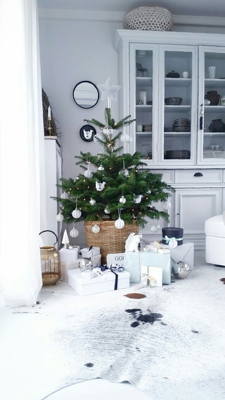 weihnachtsbaum skandinavische einrichtung winter. Black Bedroom Furniture Sets. Home Design Ideas