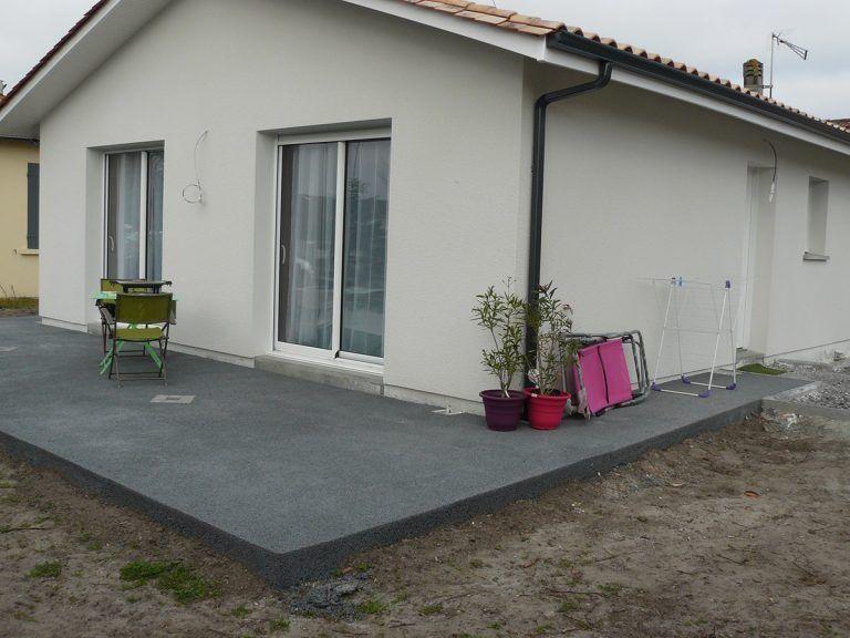 Recouvrir Une Terrasse Decoration Unique Peindre Une Terrasse En Beton Tuin