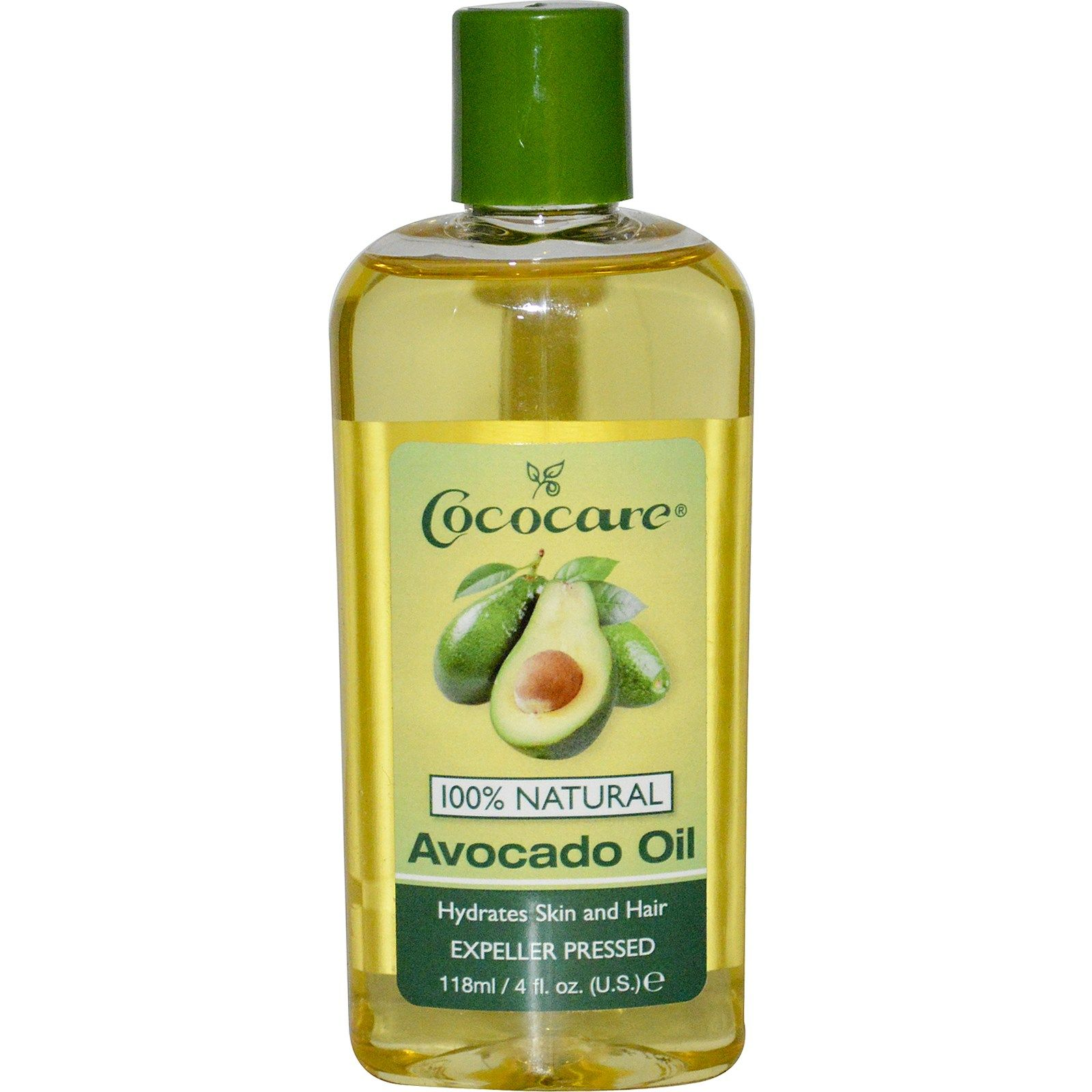 Cococare, Avocado Oil, 4 fl oz (118 ml) - iHerb.com