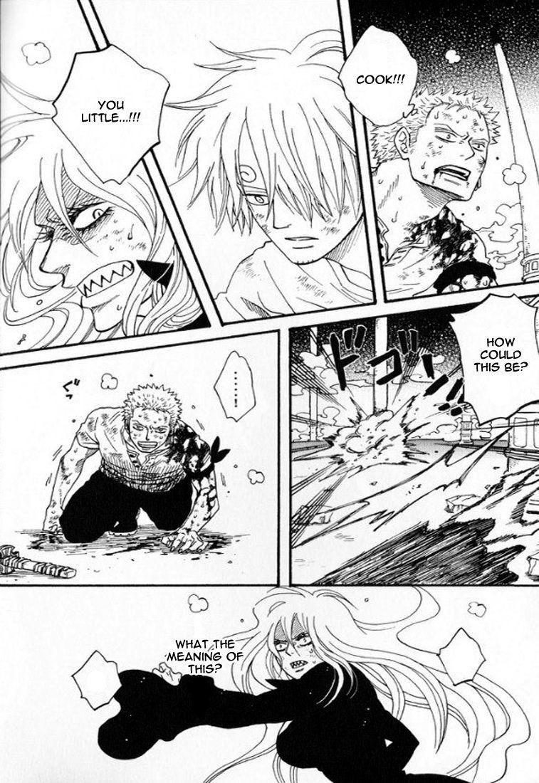 Read One Piece dj - Boukyaku Countdown Ch 6 Page 30 Manga