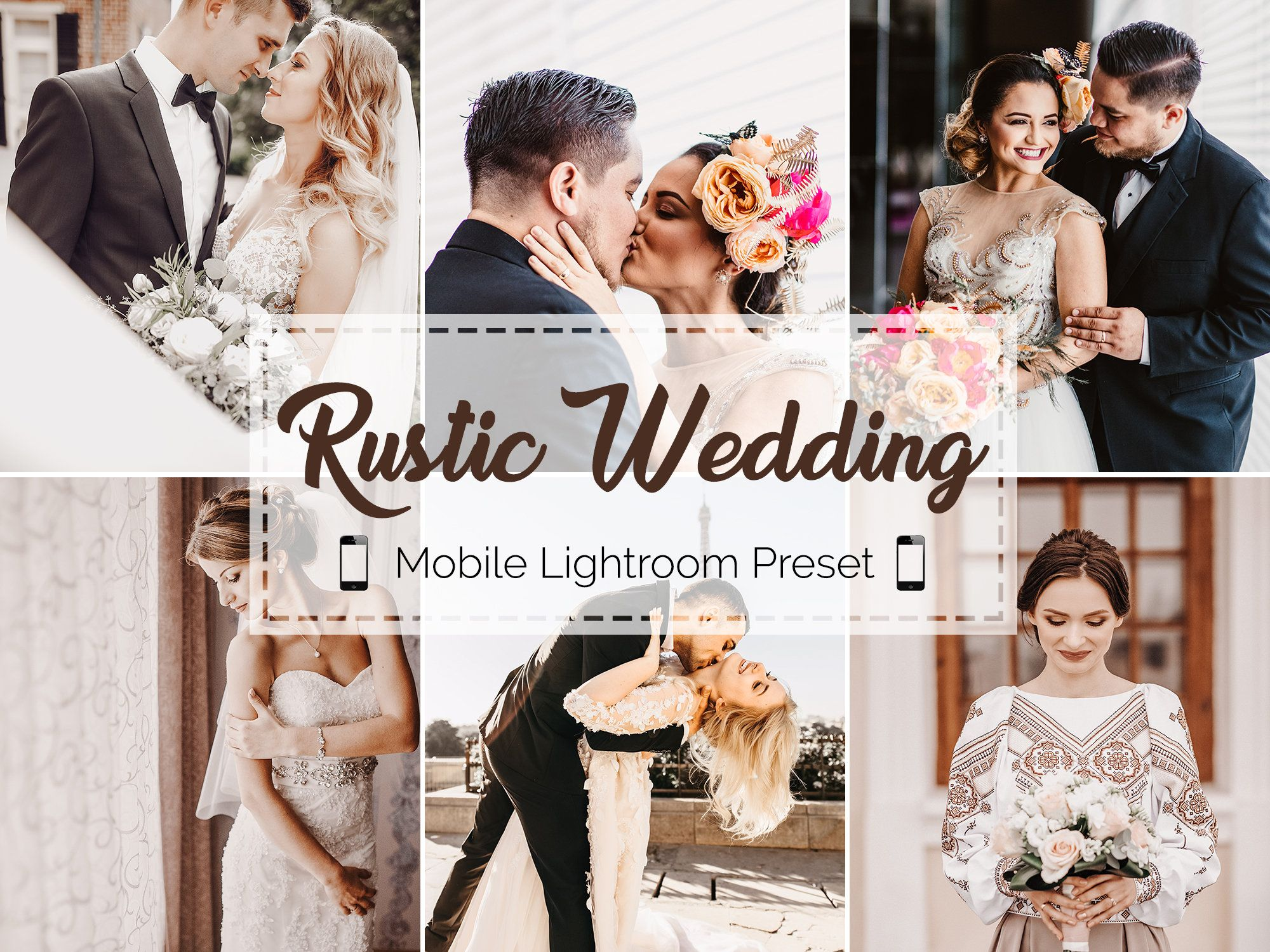 Presets Wedding Lightroom Mobile Gratis