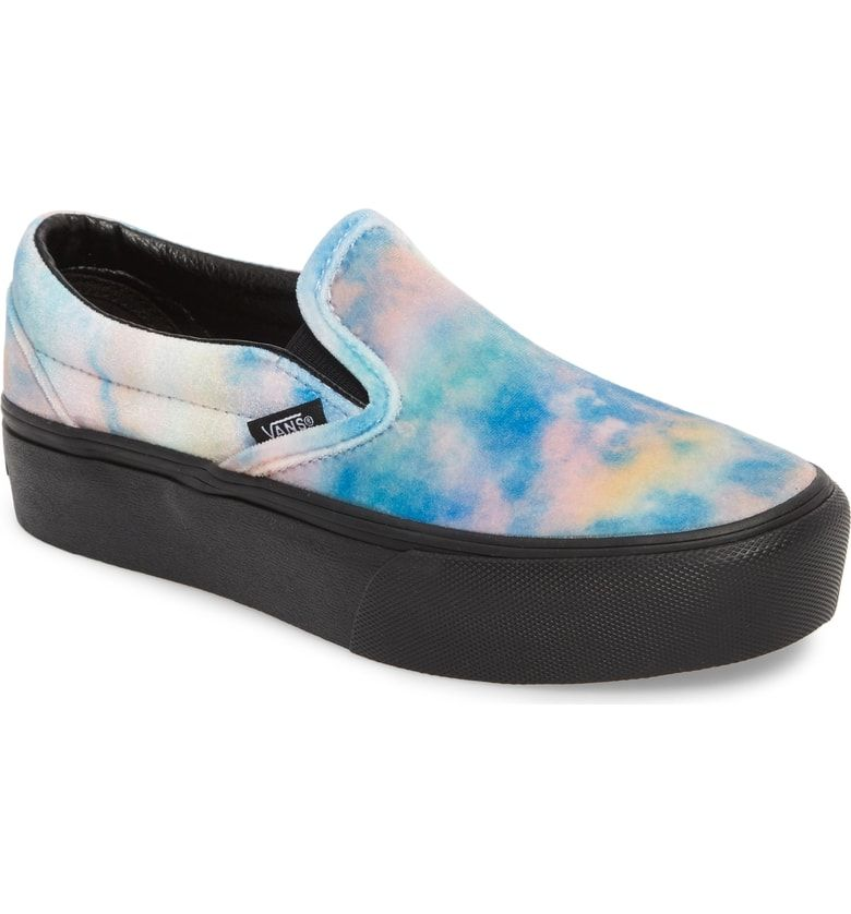 df72a89926e3 Free shipping and returns on Vans Platform Slip-On Sneaker (Women) at  Nordstrom.com. The classic Vans slip-on sneaker—crafted from sturdy canvas  that just ...
