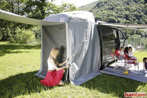 heckzelt fiamma rear door cover vw t5 t6 camping. Black Bedroom Furniture Sets. Home Design Ideas