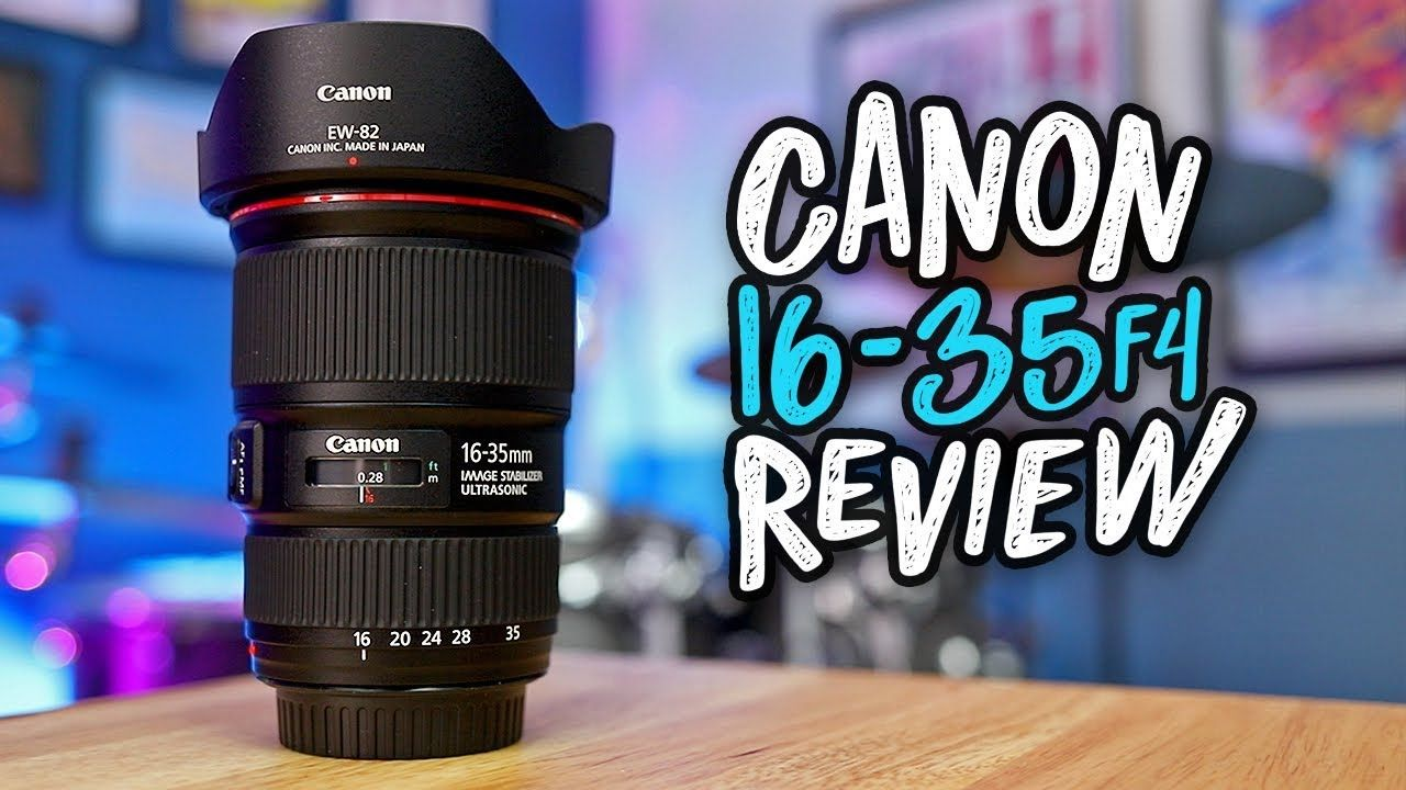 Canon 16 35 F 4 Review The Best Wide Angle Canon 16 35mm F4 Lens Https Www Camerasdirect Com Au Canon Ef 16 35mm F 4l Wide Angle Canon Lens Wide Angle Lens