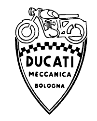 DUC MECCANICA CAFE RACER MOTO MOTORCYCLE AUTOCOLLANT STICKER