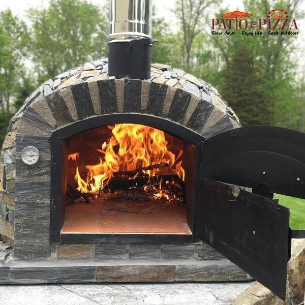 Lisboa Premium Brick Pizza Oven With