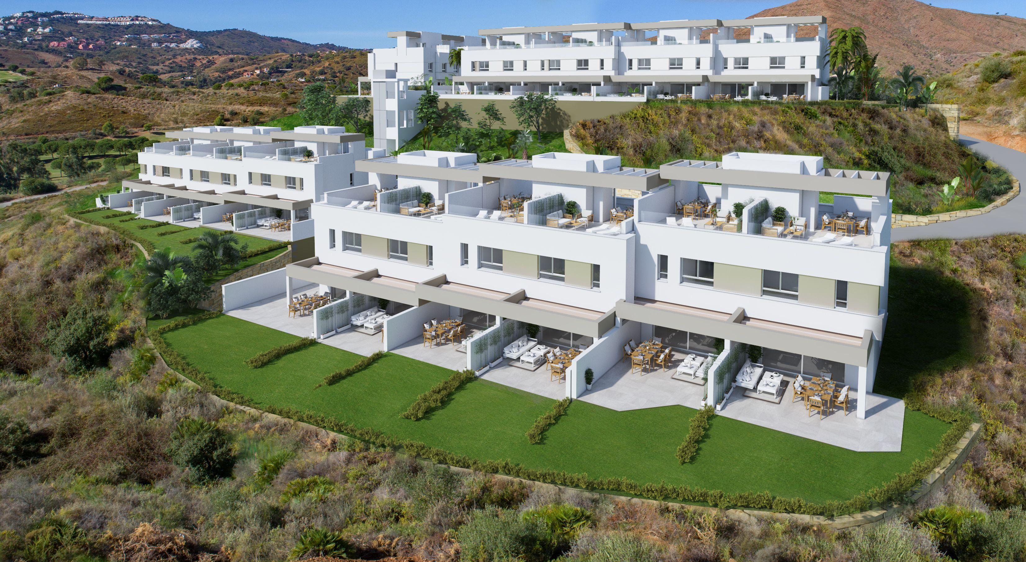Natura Townhouse La Cala Resort Campos De Golf Spa Hotel