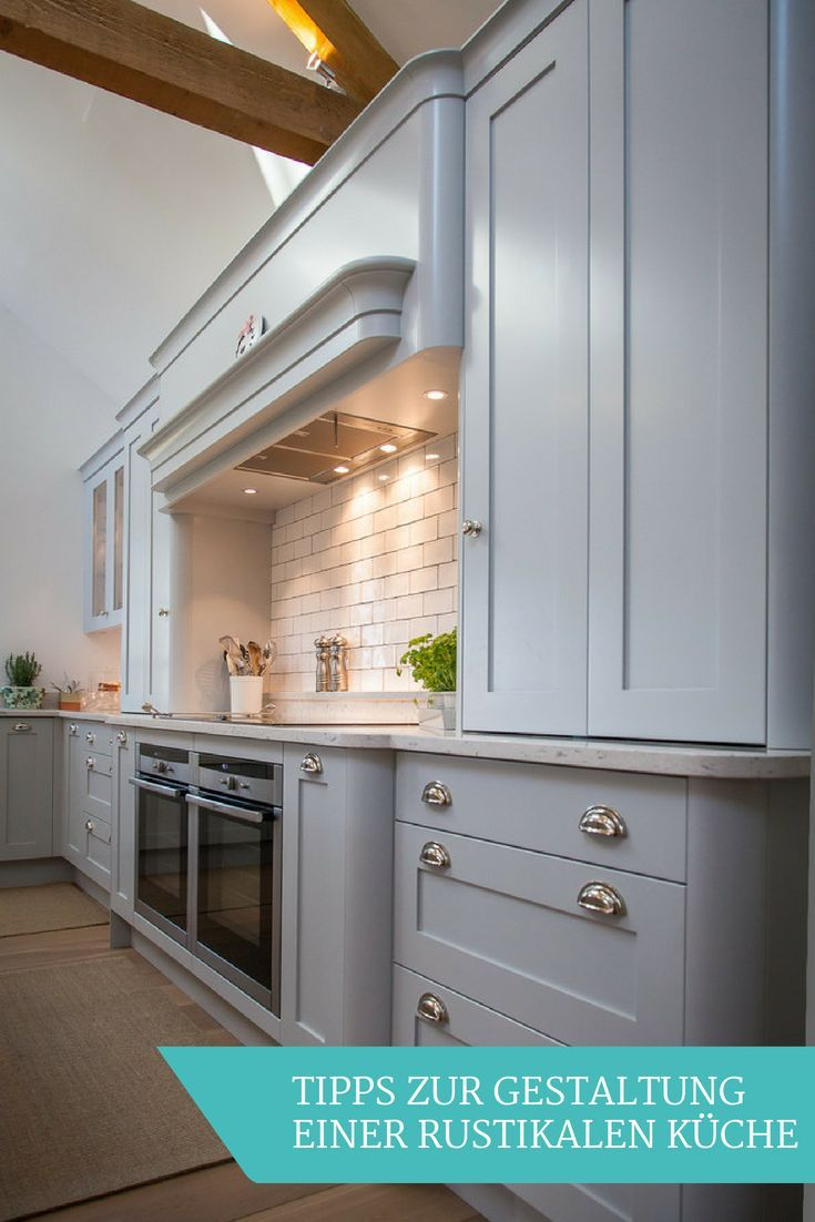 Gestaltung einer rustikalen Küche Küchen rustikal, Haus