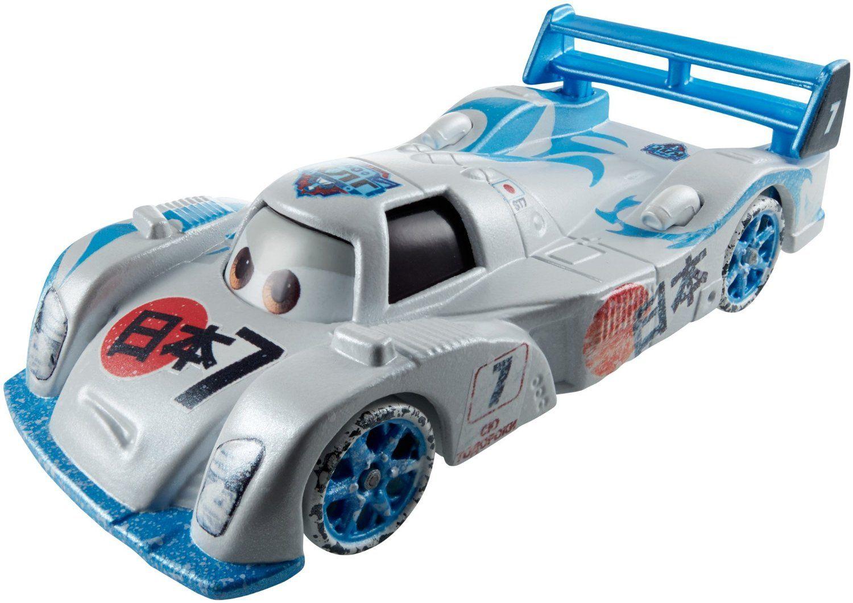 Disney Pixar Cars Ice Racers Car Vehicles Shu Todoroki Cdr29 Manufacturer Mattel Barcode 887961048483 Enarx Disney Cars Disney Pixar Cars Disney Pixar