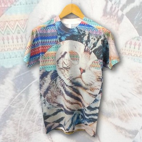 Which is Best with Dye Sublimation Printing on T-shirts? (2