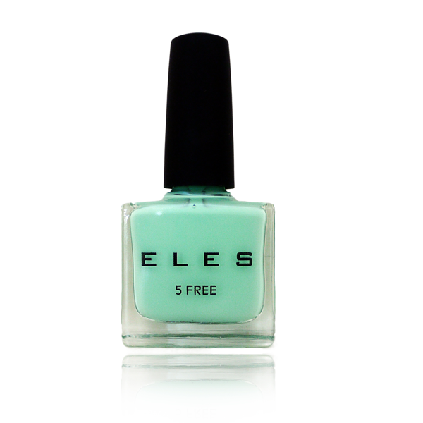 #Australia #ELEScosmetics #BrightonCollection #BrightonPeppermintCream #NailPolish  Visit: www.elescometics.com