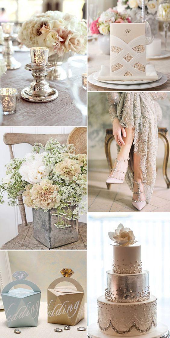 Neutral Wedding Color Ideas for 2017 Trends – Elegantweddinginvites.com Blog