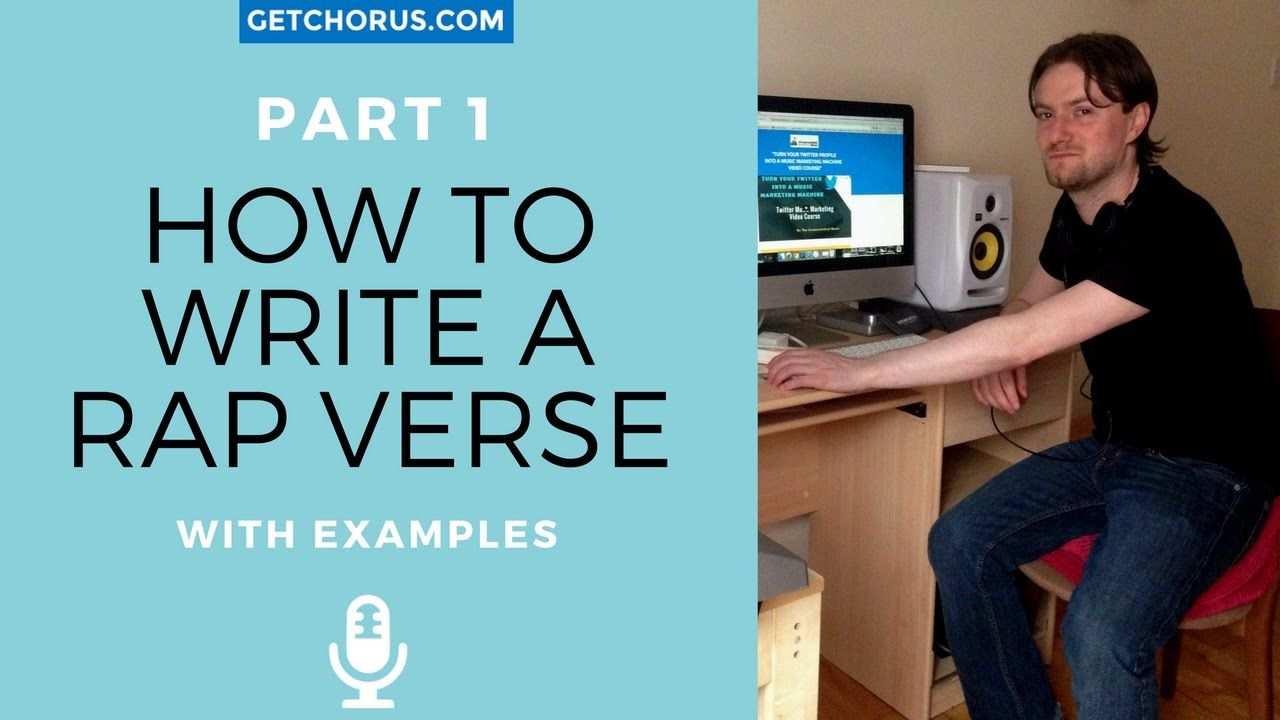 How To Write A Rap Verse Examples Part 1 Lyrical Break