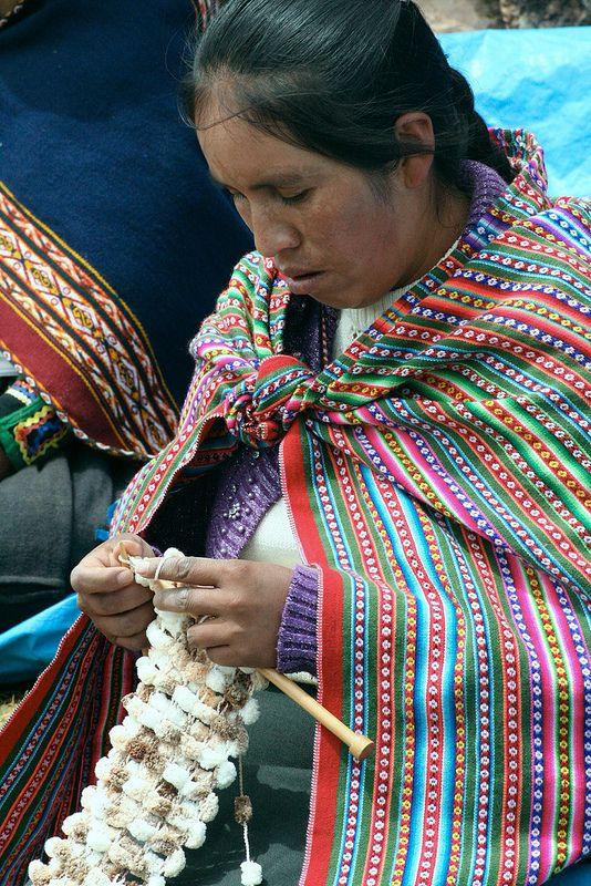 Knitting in Latin America