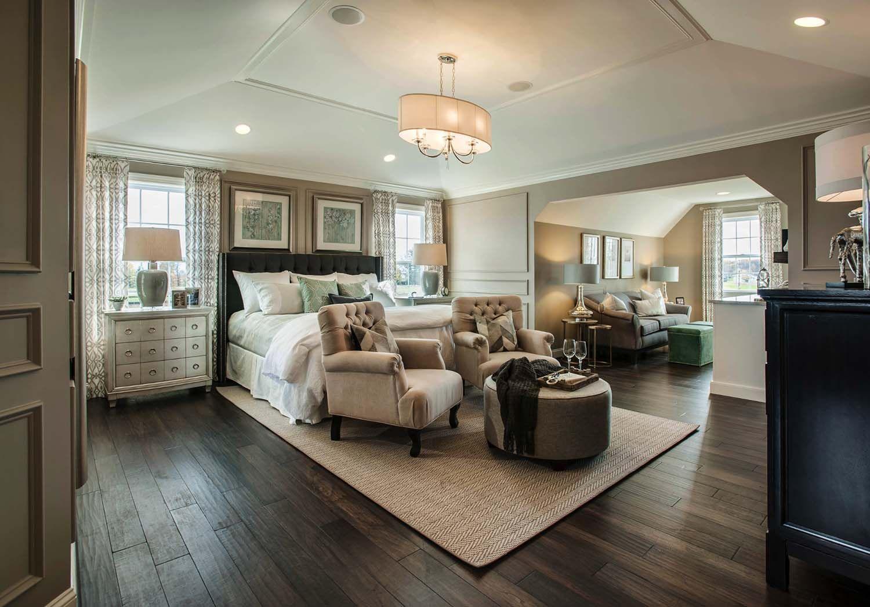 20+ Serene And Elegant Master Bedroom Decorating Ideas ...