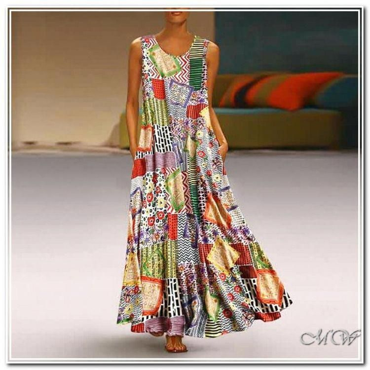 $22.72  - 2020 Women Summer Dress Vintage Print Floral Patch Maxi Long O-Neck Loose Dress Plus Size #weddin*dress #hom*comin*dresses #forma*dresses #pro*dress*short #bridal*dresses #junior*prom*dress #midi*dress*outfit #african*dresses #prom*dress #women's*dress #evening*dresses #prom*dresses*uk #maxi*dress*fancy #dress #summer*dresses #vintage*dresses #prom*dresses #LongSleeveBlackCocktailDress