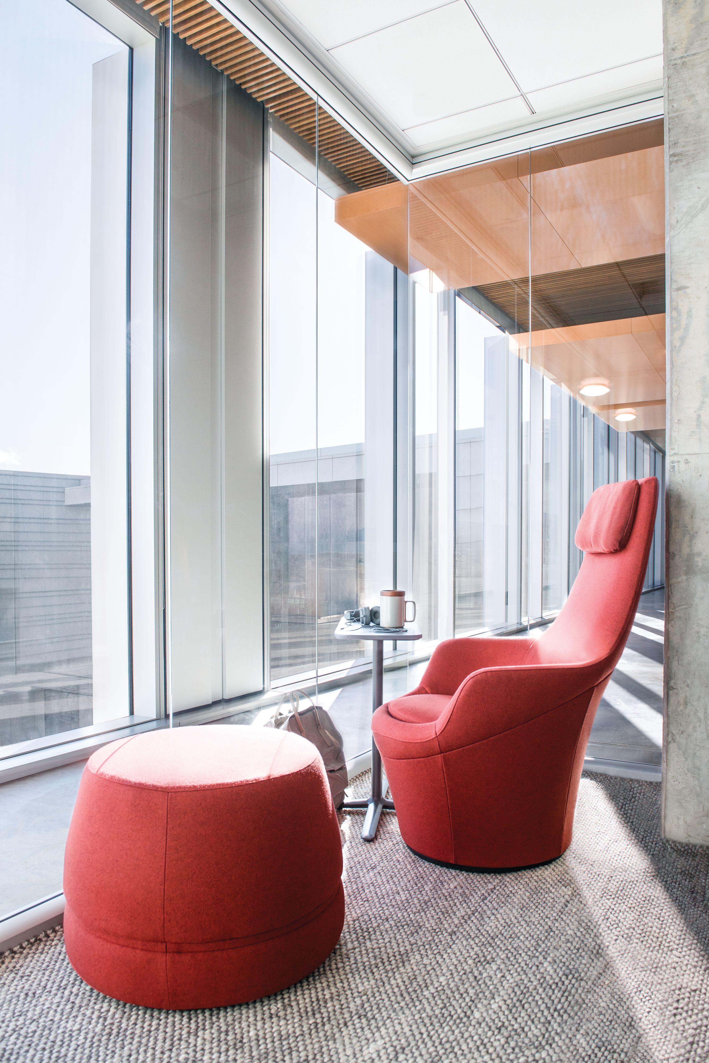 Miraculous Studio Tk Dual High Back Lounge Chair Social Ibusinesslaw Wood Chair Design Ideas Ibusinesslaworg