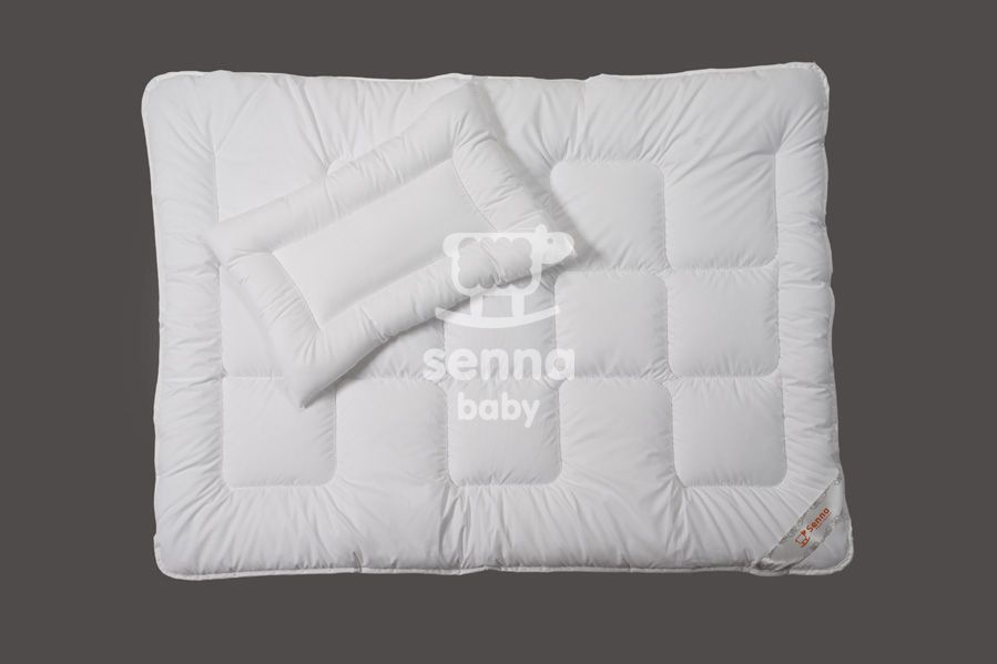 zestaw kołdra + poduszka