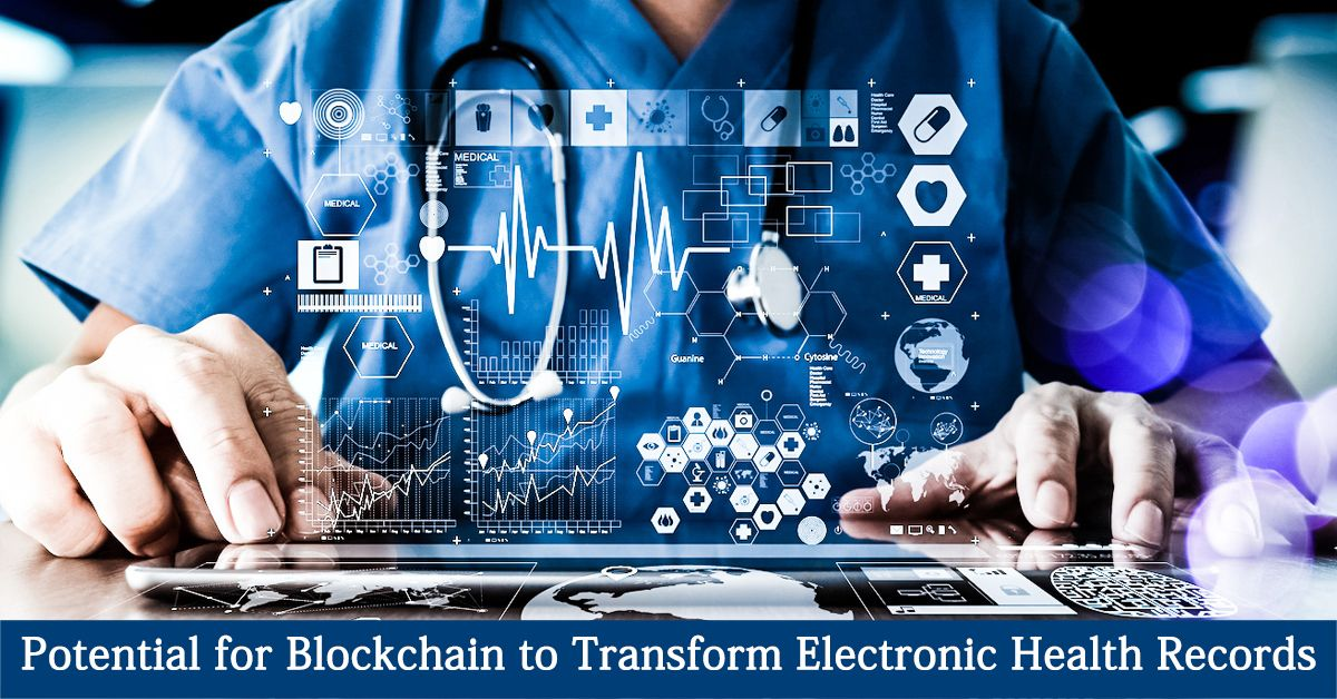 Blockchain Technology Opens The Door For Advanced HMIS