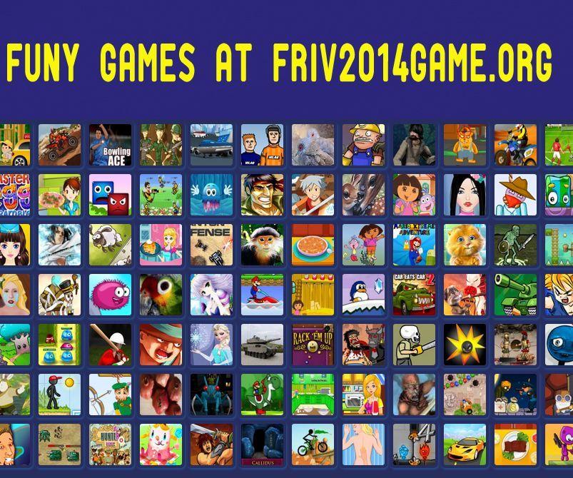 Friv 2014 Friv Friv Free Online Games