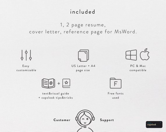 nurse resume template for word medical resume word nurse cv Amazing Resume Objectives nurse resume template for word medical resume word nurse cv etsy