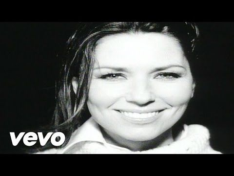Shania Twain From This Moment On You The Wedding Song